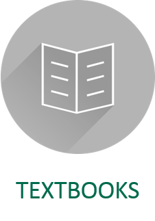 Textbooks as open educational resources icon and link