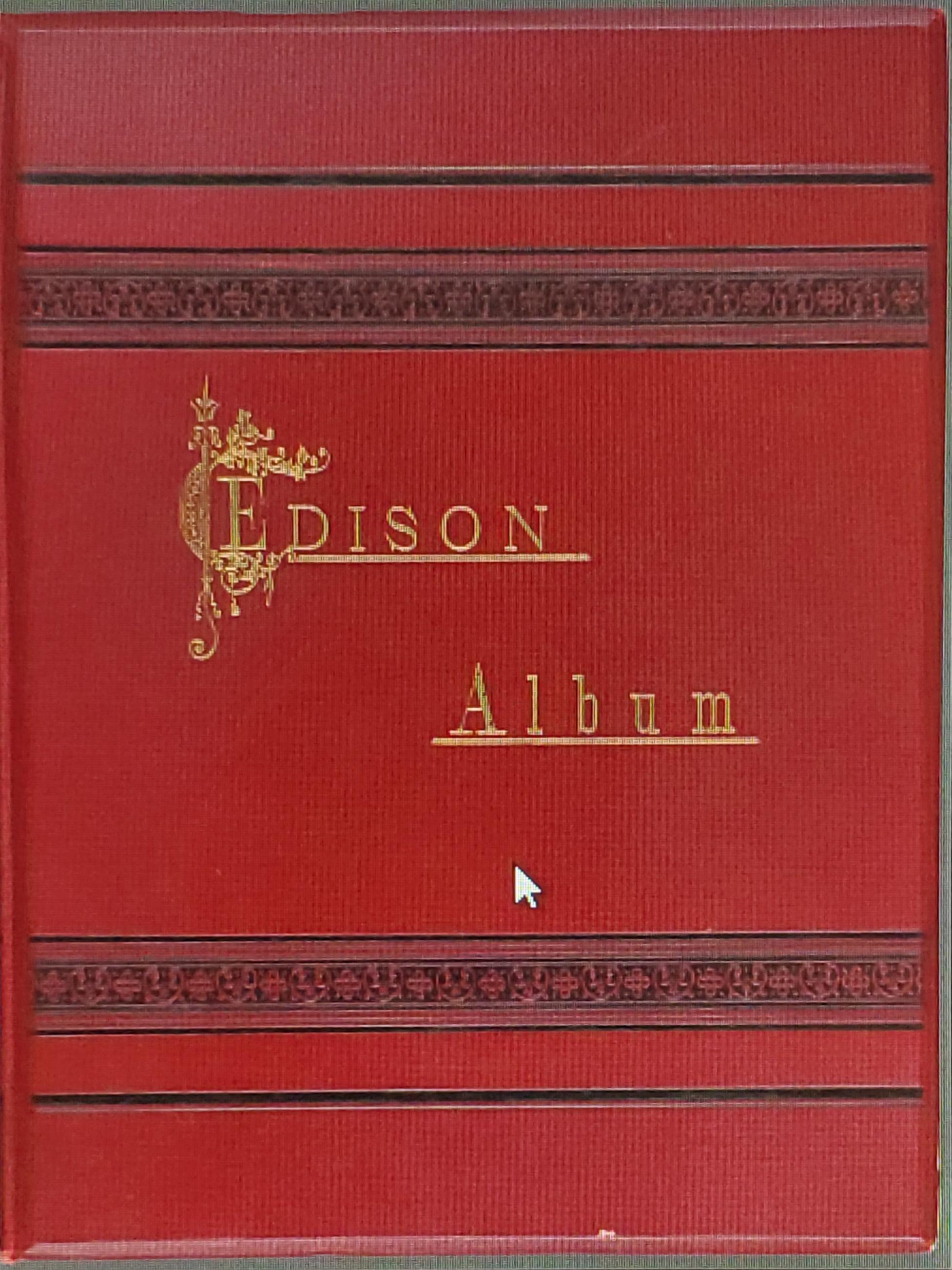 The Edison Album