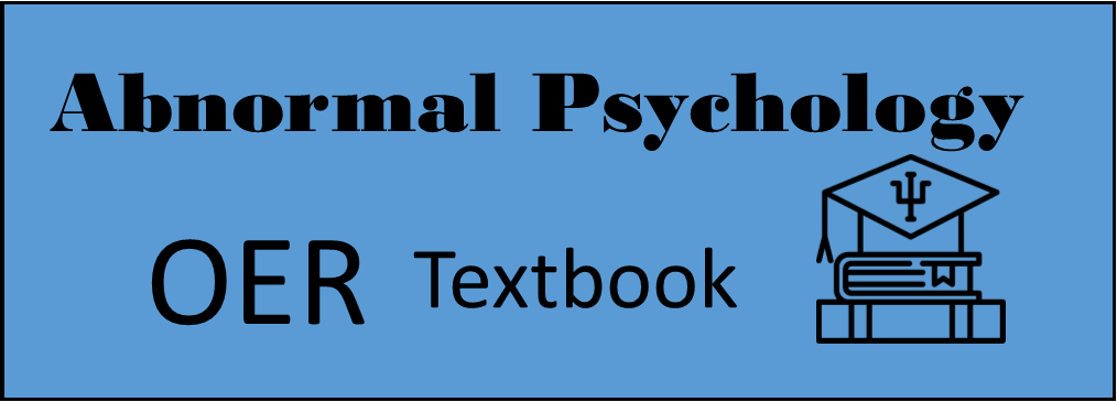 Abnormal Psychology OER Textbook