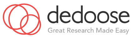 dedoose: Great Research Made Easy