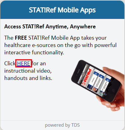STATRef Mobile App Download
