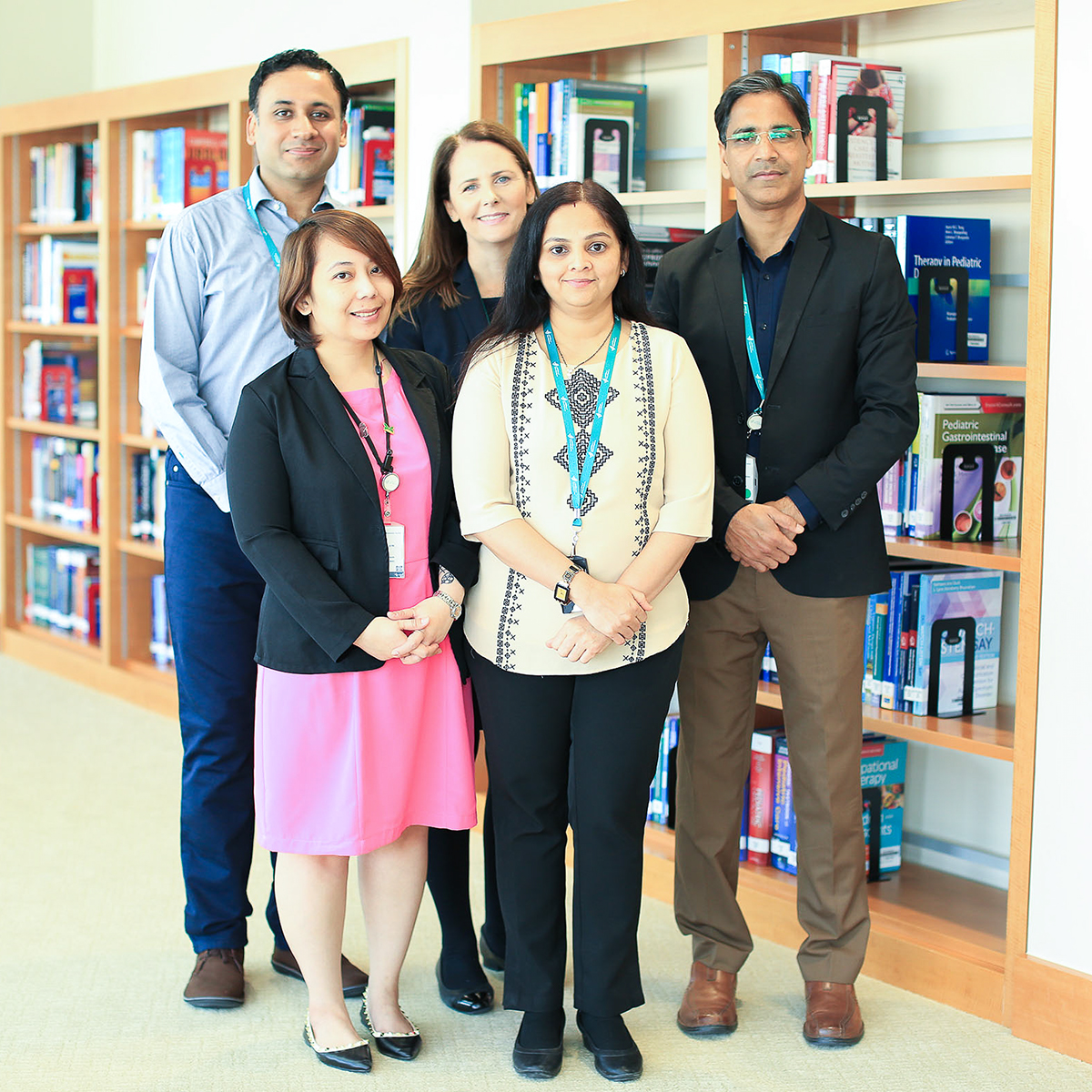 Clinical Library Team's picture