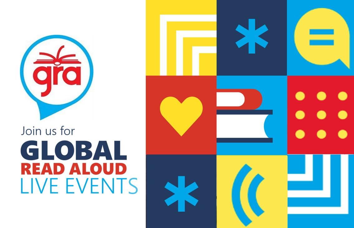 Global Read aloud logo
