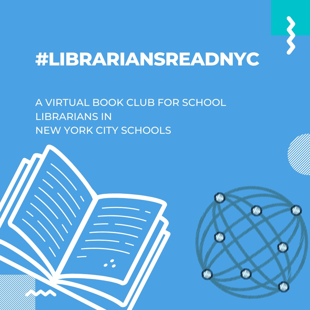 #librariansReadNYC