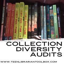 Collection Diversity audits logo