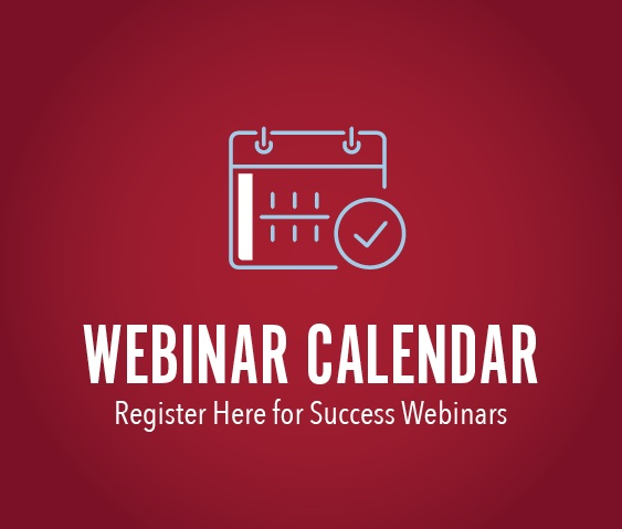 Click to go to the N&G Webinar Calendar and register for webinars.