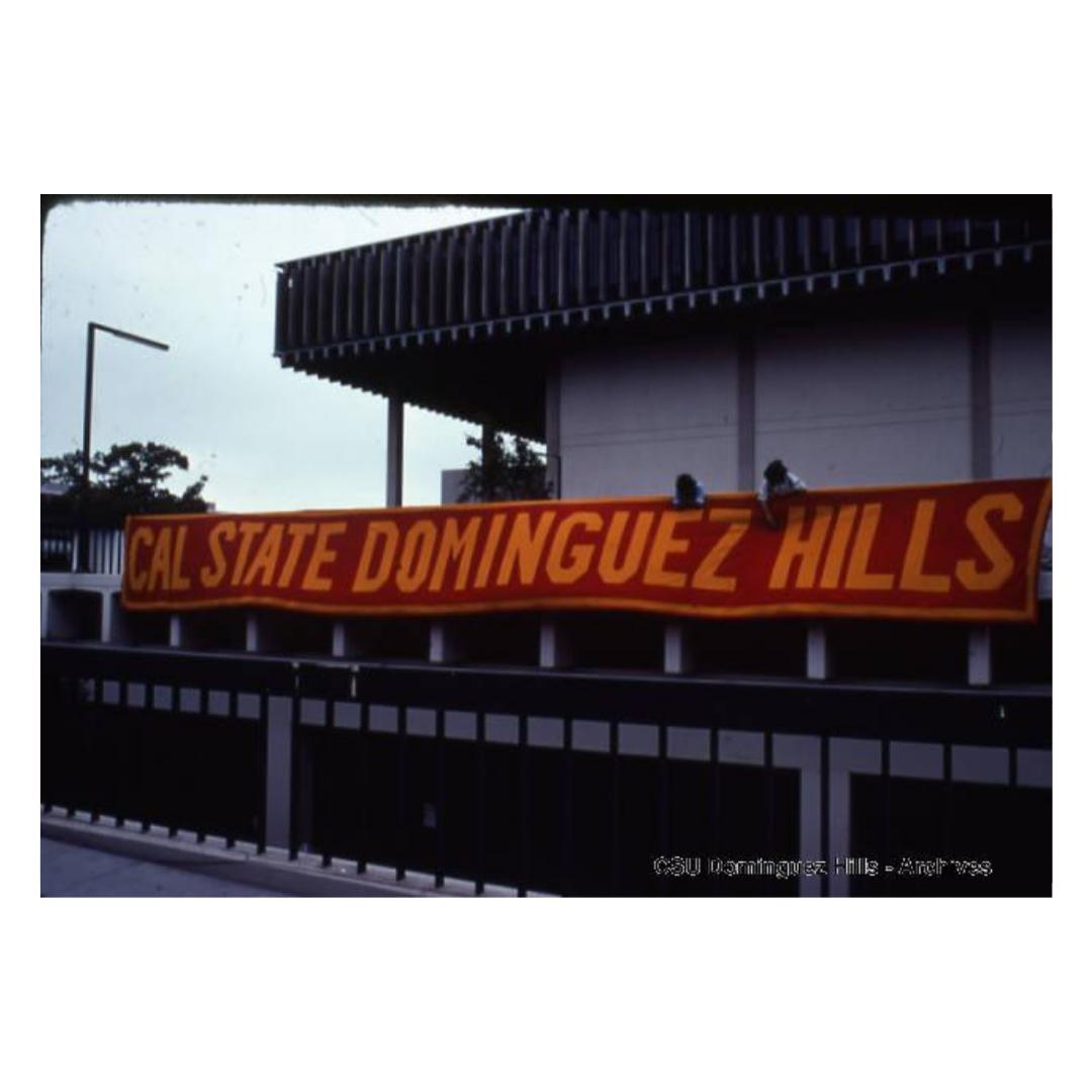 CSU Dominguez Hills banner
