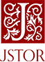Image of the logo for JSTOR