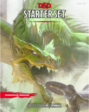 Dungeons and Dragons cover image