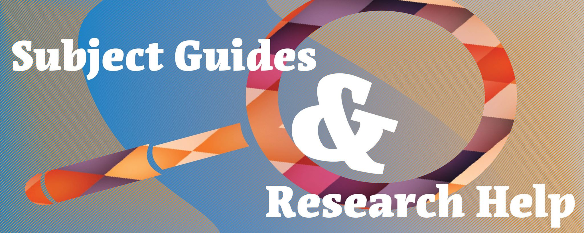 Library Subject Guides and Research Help
