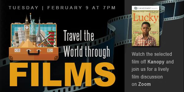 Travel the World Through Film: Zoom