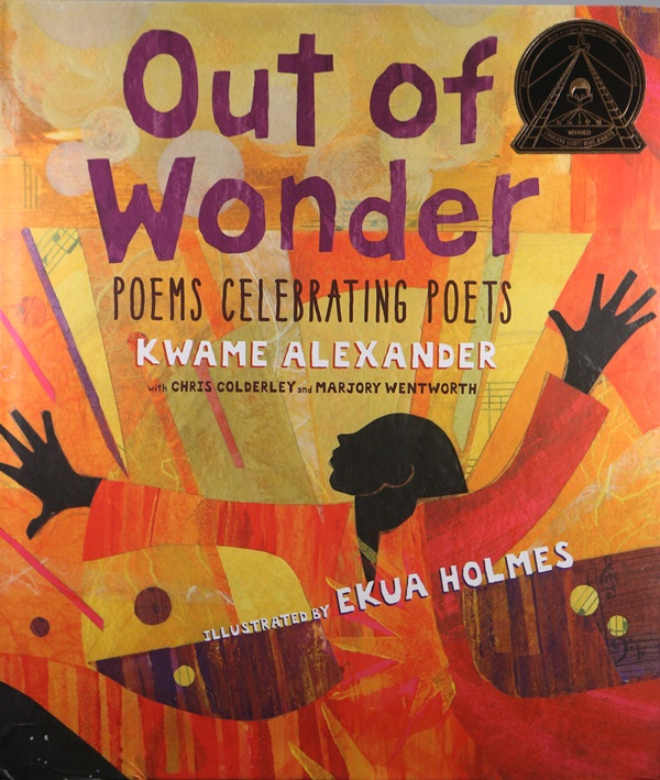 Cover of the Book Out of Wonder