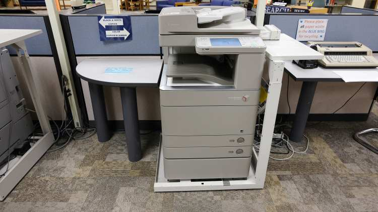 color copier and scanner