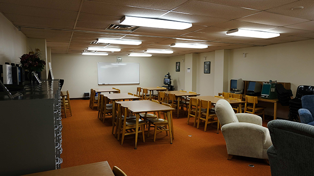 Curriculum Meeting Room
