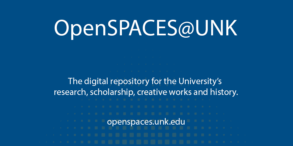 Open Spaces at UNK