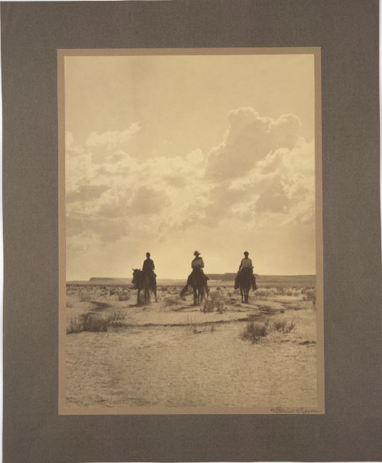 Frederick Monsen, On the old Mormon trail from Salt Lake City to the Mormon settlements in Arizona and Chihuahua, Mexico. photCL 312 (58), 1886-1911.
