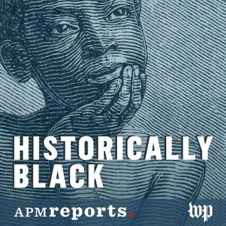Historically Black podcast logo
