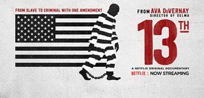 13th Amendment film image from Neflix