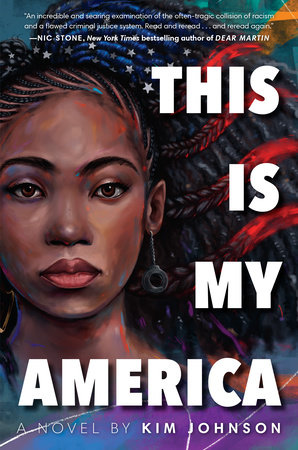 Book cover image of This is my America by Kim Johnson