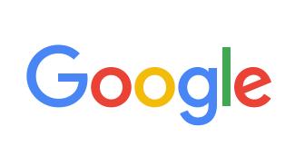 Screenshot of Google logo