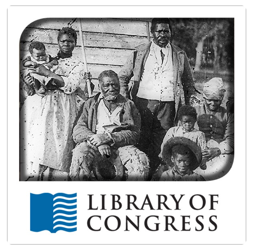 Voices from the Days of Slavery podcast image
