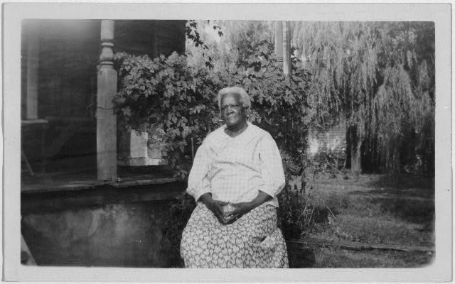 Mrs. Mary Crane - 82 yrs. old ex-slave, Mitchell, Ind.