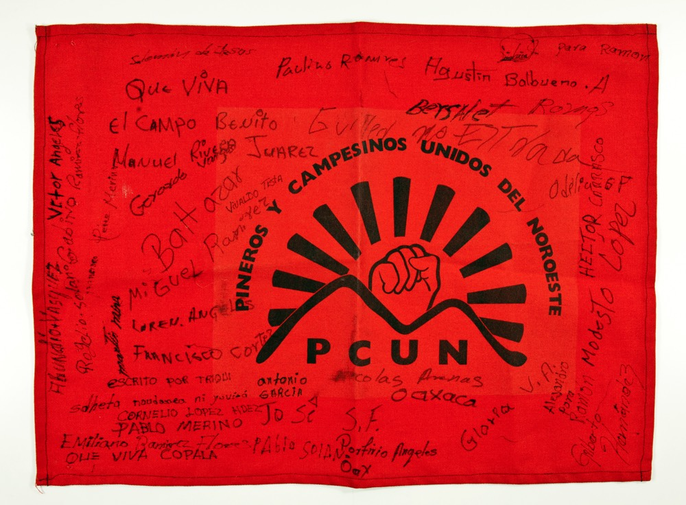 PCUN bandana from UO Libraries special collections