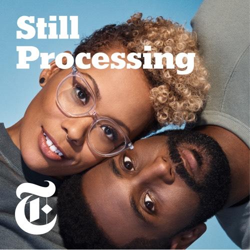 Still Processing podcast logo