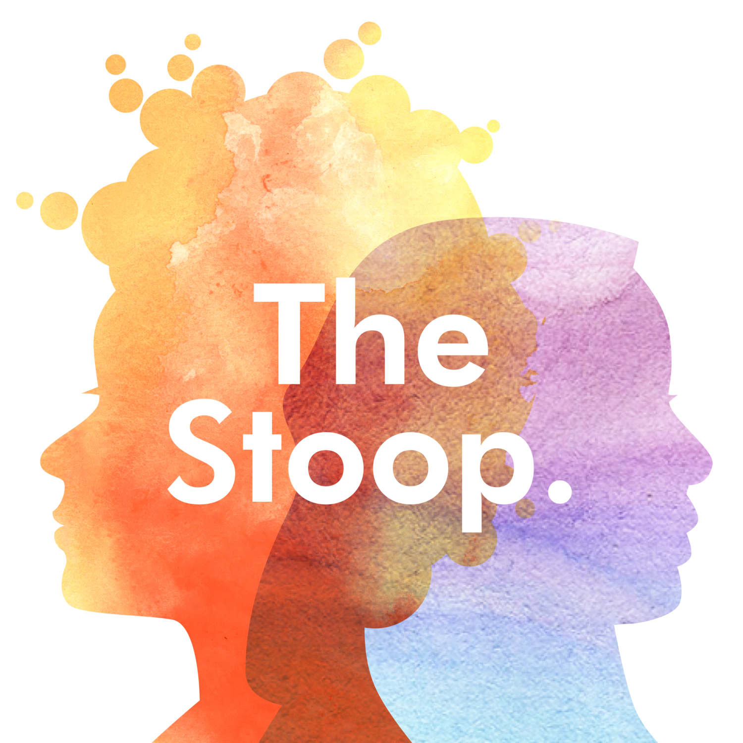The Stoop podcast logo