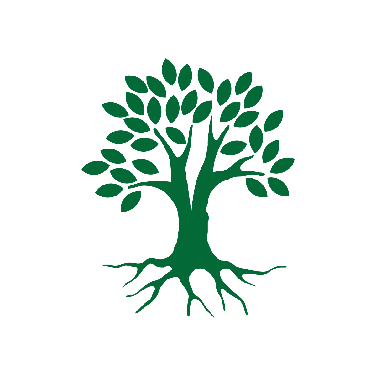 Tree icon from Noun Project