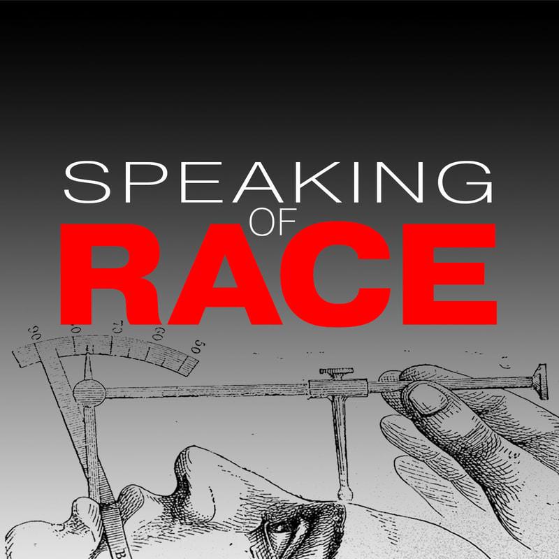 Speaking of Race podcast logo