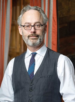 Amor Towles author picture