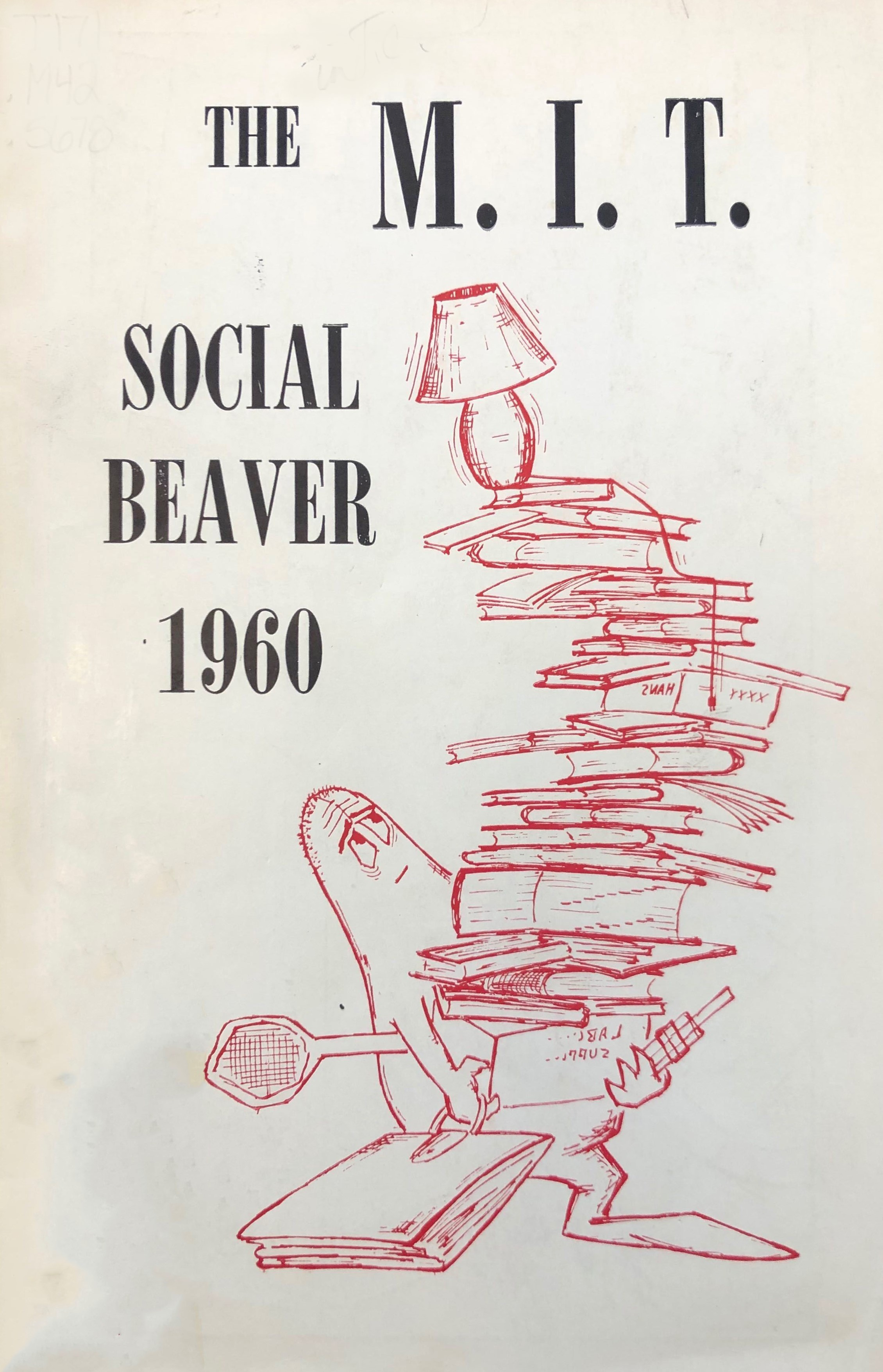The MIT Social Beaver 1960