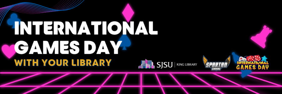 International Games Day with Your Library