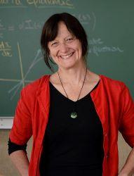Dr. Ami Radunskaya headshot