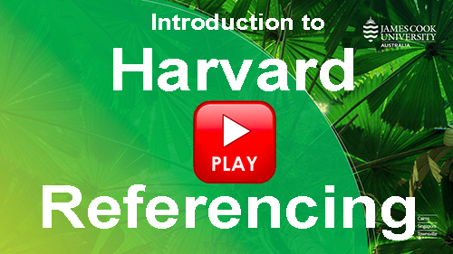 Harvard referencing icon
