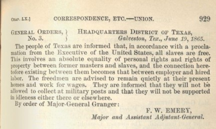 "General Orders, No. 3. U.S. House, 54th Congress, 1st Session (H. Doc. 369, Part 2). ""General Order Number 3,"" 1896. U.S. Documents Collection. Y 1.1/2: SERIAL 3437"