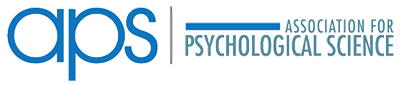 Logo - The letters APS in blue lettering with additional text in teal lettering to the right.