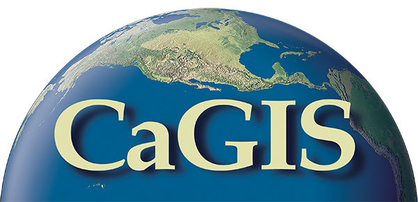 Logo - Text in off-white lettering over a partial image of the globe.