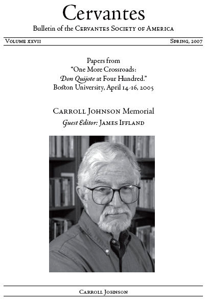 Journal Cover - Title in black lettering above a black-and-white photograph of a man against a white background.