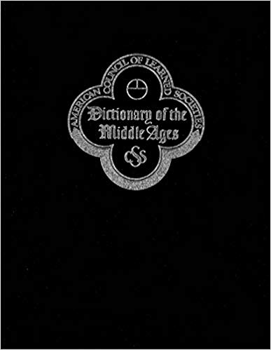 Book Cover - Title in silver lettering inside an elaborate silver design against a black background.