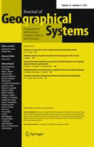 Journal Cover - Title in white, black, and yellow lettering over a yellow background with several black and dark yellow boxes.