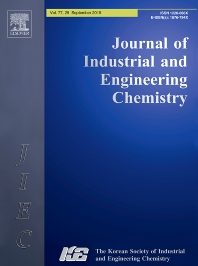 Journal Cover - Title in white lettering over a dark-to-light blue gradient background with a grey vertical banner on the left.