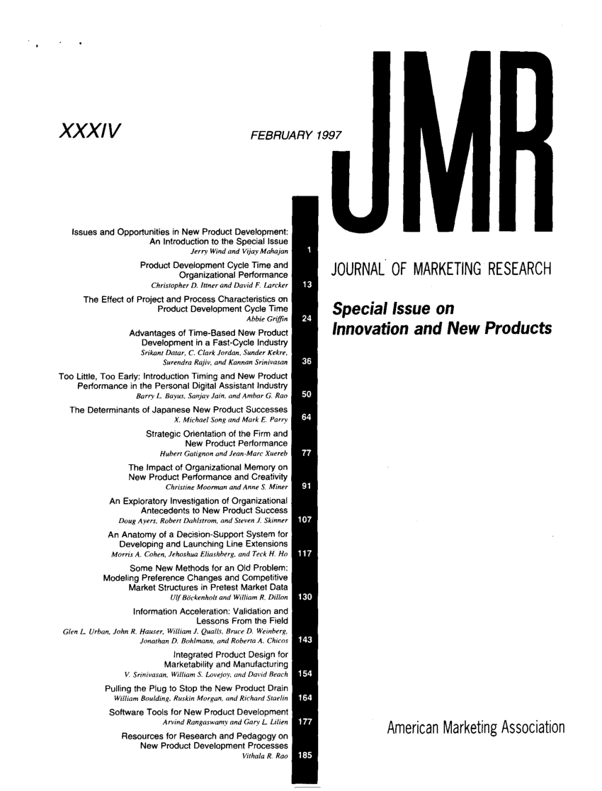 Journal Cover - Title and text in black lettering against a white background.