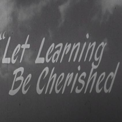 Let Learning Be Cherished 1949 Film Screenshot