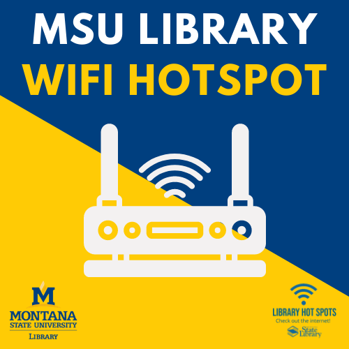 msu library wifi hotspot lending logo
