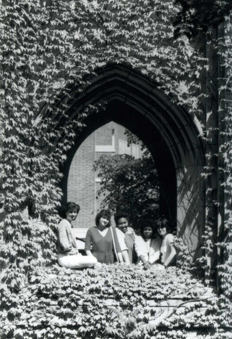 Administration Building Foyer, c. 1980s