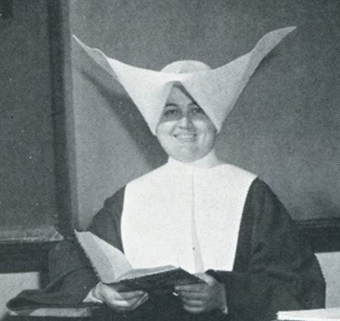 Sr. Mary Rose McGready, 1950s