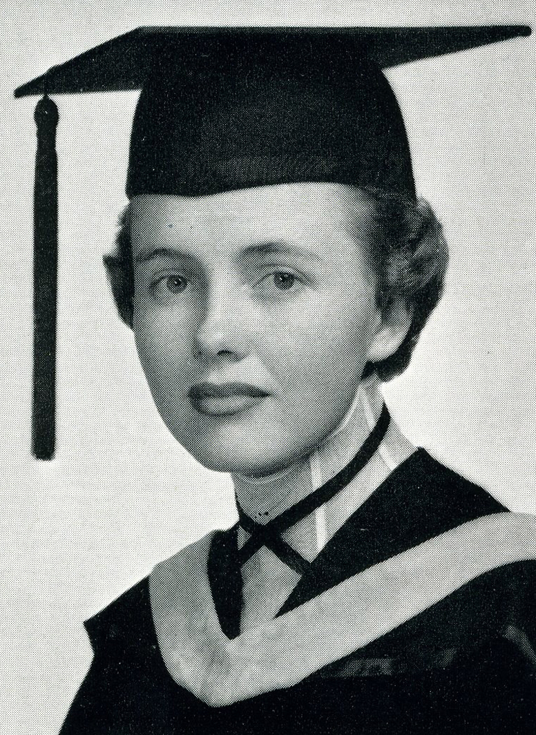 Rosemary A. Seibert, 1953