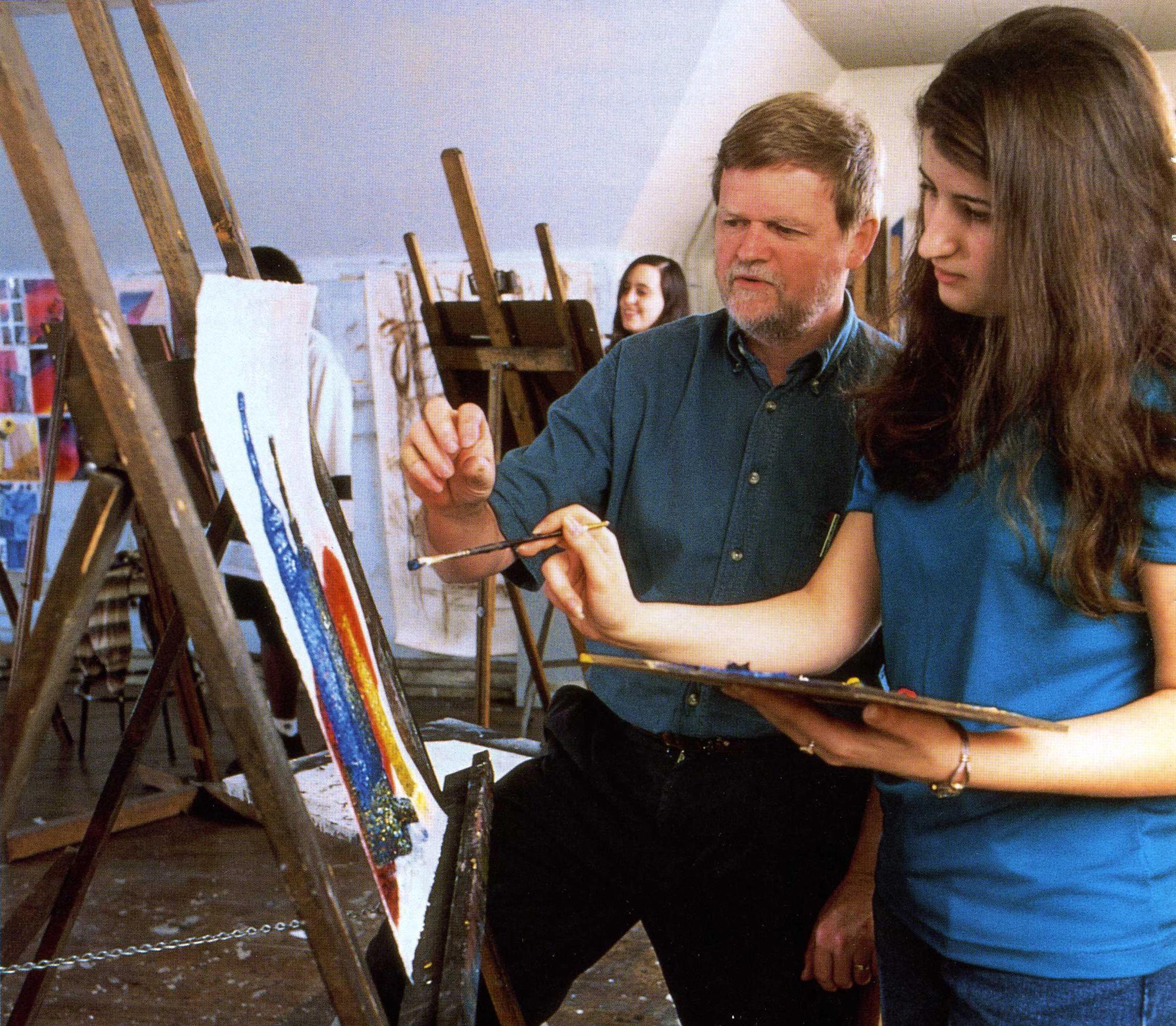 C. David Thomas, 1998-1999